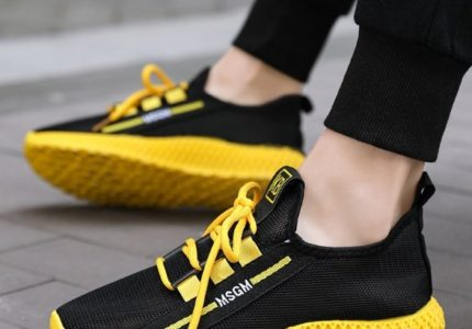 Model Sepatu Fashion Pria
