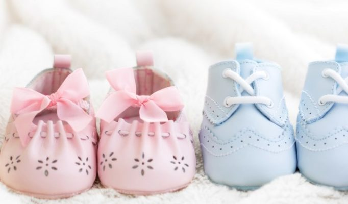 Jenis Sepatu Bayi