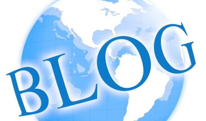 Informasi, Bisnis, Blog